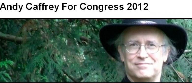 Candidate Caffrey Promises to Smoke Cannibis on Capital Hill If Elected