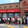 Long Lines and Record Sales Reported at Chick-fil-A Appreciation Day