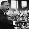 Fifty Years Since the Great March on Washington Demonstrators Gather Again