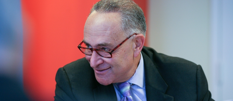 Schumer Backs Clinton in Possible 2016 Bid for Pres