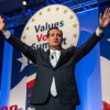 Cruz Wows Audience at Conservative Forum