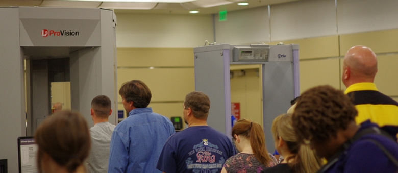 TSA Body Scanners Proven Ineffective