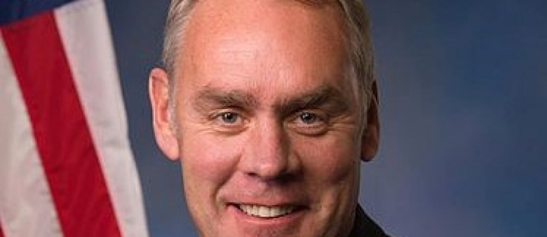 Interior Secretary Nominee Zinke:There is Such a Thing as Climate Change