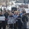 Demonstration for Stricter Gun Control Attracts Thousands