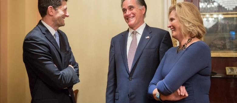 Romney Critical of Trump's Mueller Report Actions