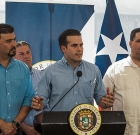 New Governor of Puerto Rico Sworn In