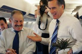 Romney Wines and Dines His Best Bundlers