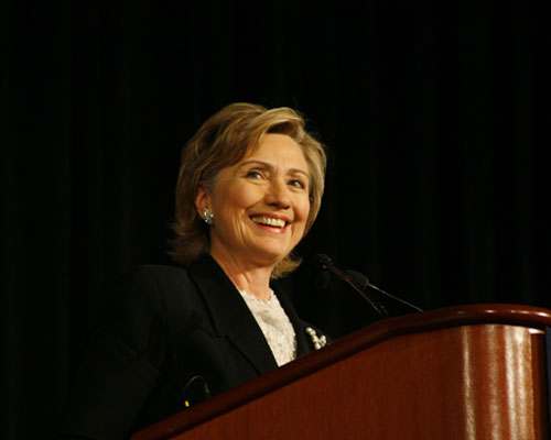 Clinton Supporters Urging Her to Run for President