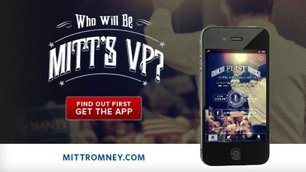 Apps Enter the Race for President