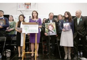 Nicole Hockley and other Parents of Newtown Victims