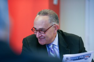 Senator Charles Schumer of New York