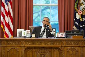 President Obama called PM Netanyahu to assuage his concern