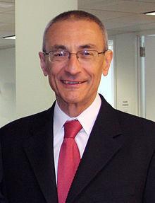 Counselor to the President John Podesta