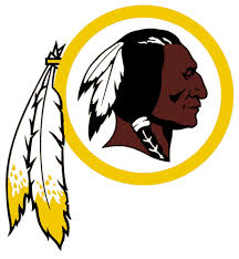Symbol of the Washington Redskins designed by Native Americans