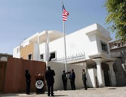 US Embassy in Tripoli, Libya