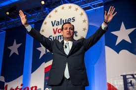 Values Voters Embrace Ted Cruz