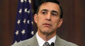 Republican Representative from California Darrell Issa