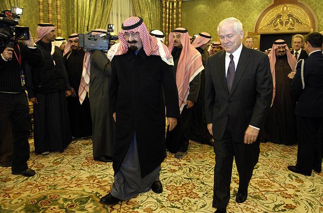 President Obama Offers Praise for Newly Dead Saudi King