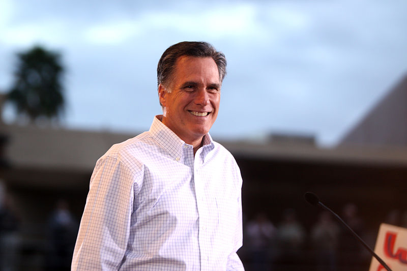 Romney Opts Out of Race for President