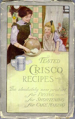 Crisco is one of the first products to be made of Hydrogenated oil