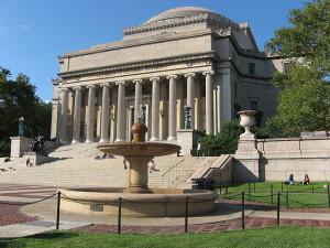 Columbia Law School. Photo credit: BrOnXbOmBr21 via wikipedia