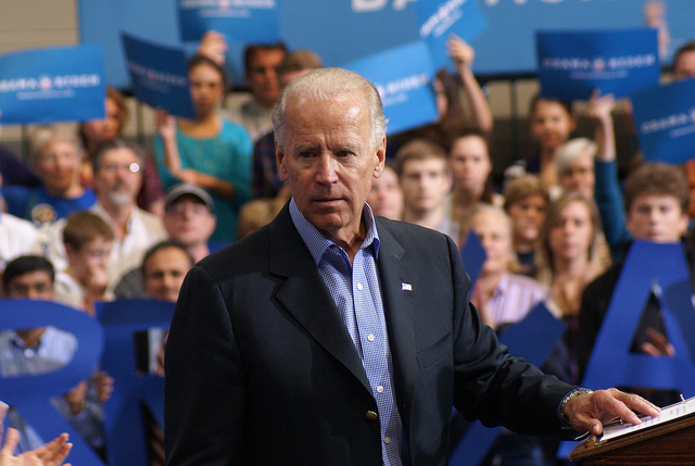Joe Biden Fundraising Climbs in May