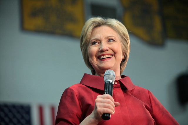 Clinton Makes History Securing Her Place on the Presidential Ticket