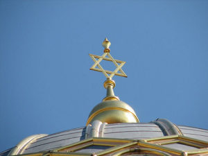 Star of David, Neue Synagogue, Berlin, Photo by Will Palmer