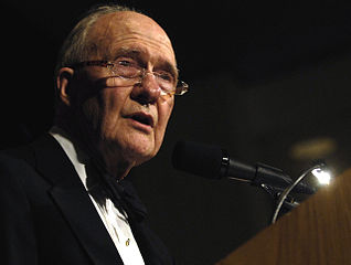 Retired U. S. Air Force Lt. Gen. Brent Scowcroft.