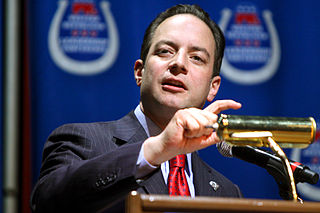 Reince Priebus at the Western Republican Leadership Conference in Las Vegas, NV. Photo by Gage Skidmore.