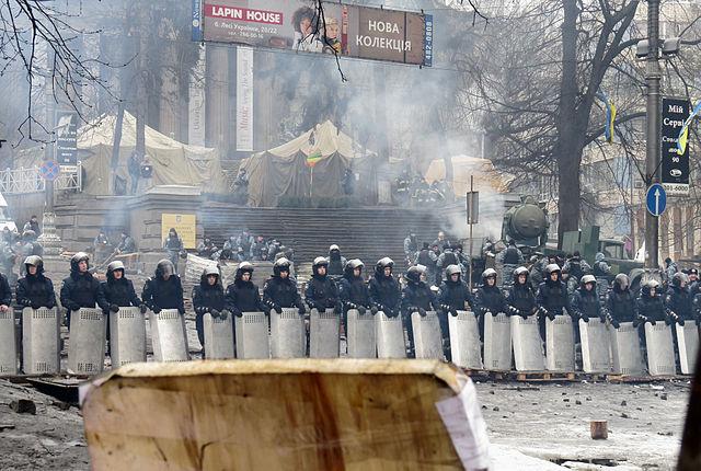 Euro-Violence: Next Strategic Step