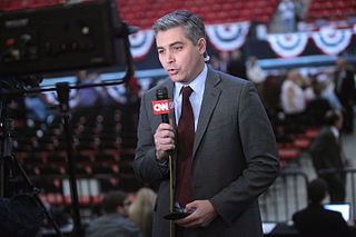 "Trump Calls CNN Reporter ""Fake News"""