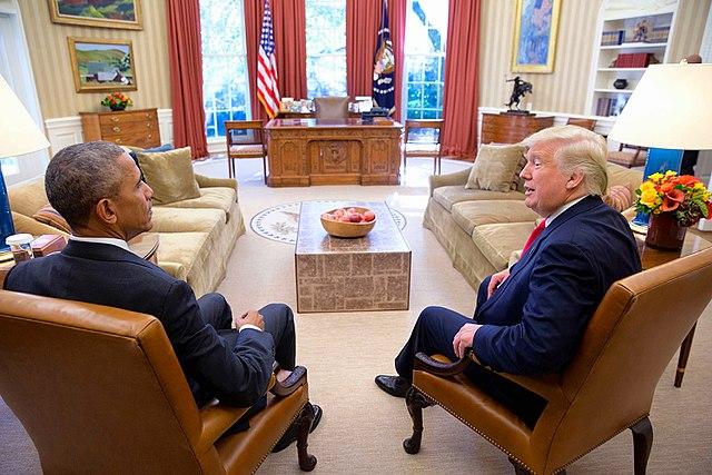 Trump Met Republicans to Discuss DACA