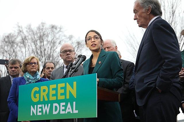 Republicans Using Fake Number to De-Legitimize Green New Deal