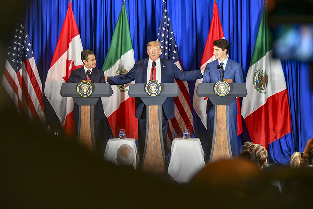 Mexico Signs New Trade Deal Agreement