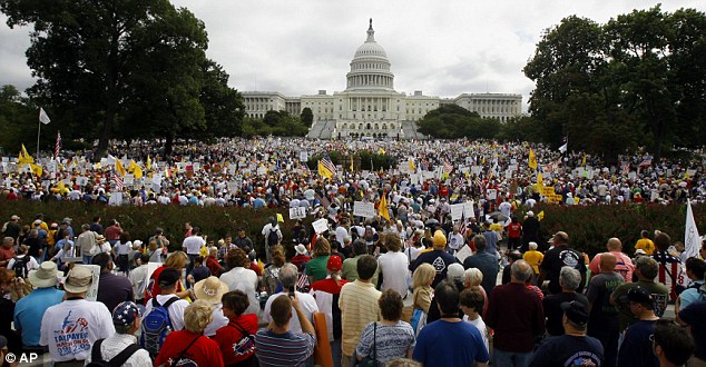 2010 Taxpayer March