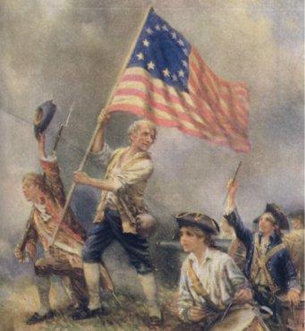 American Revolution Constitution