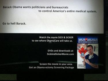 Sick and Sicker Advertisement