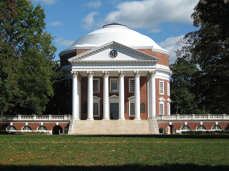 No Thanks Obama, Says the University of Virginia