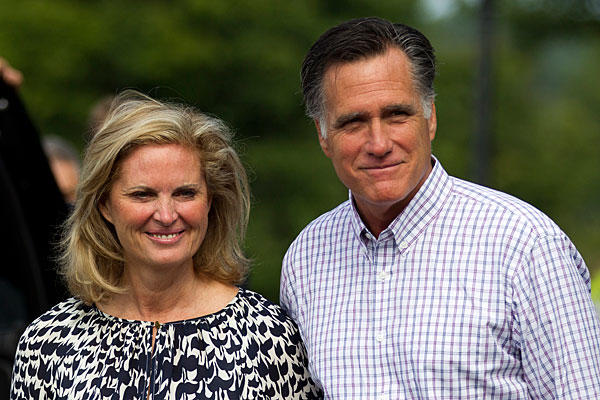 Ann Romney Discusses Her Life with MS