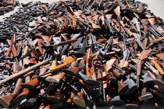 Background Checks Crowning Principle of New Gun Control Push