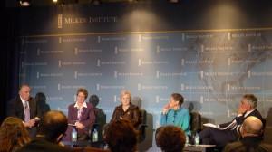 Milken Institute Panel Discussion