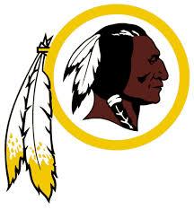 Symbol of the Washington Redskins designed by Native Americans