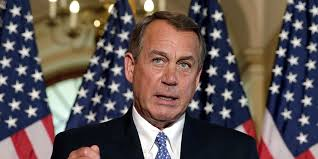 """Boehner Warns Obama Not to """"Play with Matches"""""""