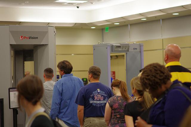 TSA Body Scanners Proven Ineffective