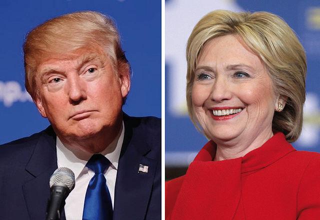 Despite Lagging Polls, Trump Won't Change