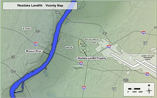 Public Should Not Confuse Westlake Landfill with Coldwater Creek