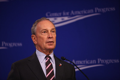 Bloomberg Donations Include Fight Against Smoking